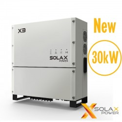 Solax Power X3-30kW