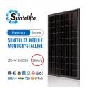 SUNTELLITE SOLAR MODULE MONOCRYSTALLINE 280W BLACK