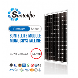 Солнечная панель SUNTELLITE 330Вт