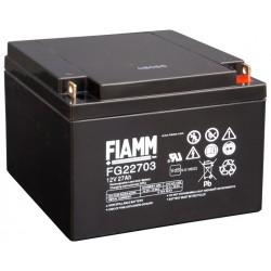 Аккумуляторная батарея FIAMM FG22703