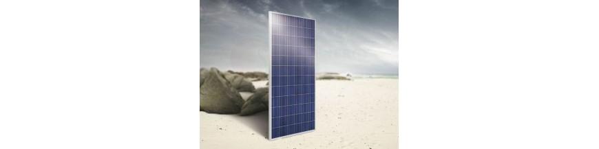 Солнечные батареи поли