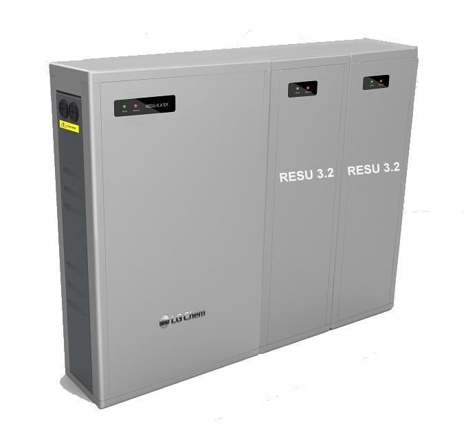 купить LG Chem RESU 6.4EX, LG Chem RESU 6.4EX купить, купить RESU 6.4EX литий-ионный аккумулятор для солнечных систем, LG Chem RESU 6.4EX цена, цена LG Chem RESU 6.4EX
