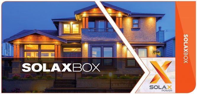 SOLAX BOX, купить SOLAX BOX, SOLAX BOX цена