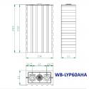 WB-LYP60AHA LiFeYPO4