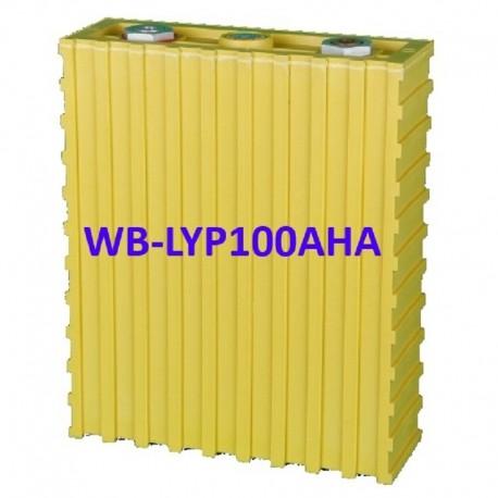 WB-LYP100AHA LiFeYPO4 (3.2V/100Ah TALL)