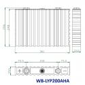 WB-LYP200AHA LiFeYPO4