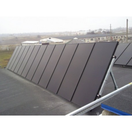 Солнечная электростанция сетевая 30кВт Кривой Рог