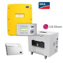 SMA SI3.0M11 Set LG Chem 5.0kWh Li
